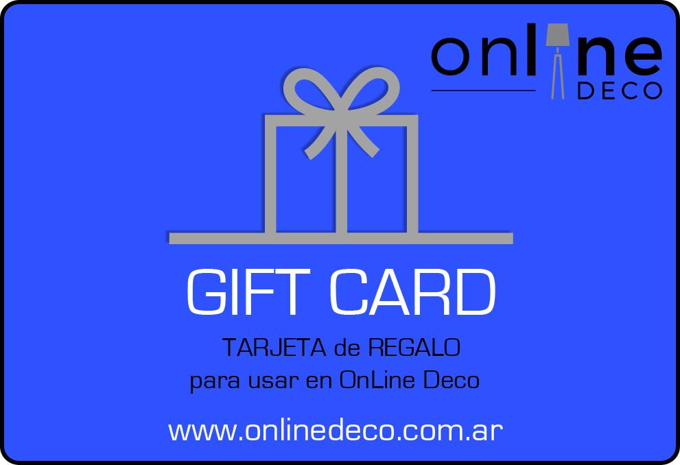GIFT CARD COBALTO